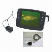 China Fishing Camera with 67ft of 22lbs Test Cable Attached on sale