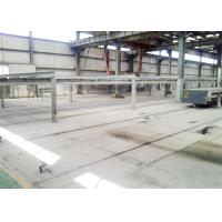 Cheap Assembly Reinforcing Bars AAC Mesh Frame Precast Concrete Roof Slabs Machine for sale