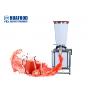 China Heavy Duty Juice Extractor Automatic Food Processing Machines on sale