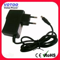 Quality 12V 1.5A AC / DC LED Drive Wall Mount Power Adapter 18W Power Supply wholesale