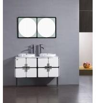 Quality Modern Black Bathroom Cabinet (MY-7488) wholesale