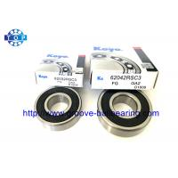 Automobile Axial Grooved Ball Bearing,  6203 2RS One Way Ball Bearing