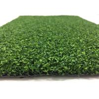 Quality PE Monofilament Golf Artificial Grass Smooth Beautiful Long Durability Fireproof wholesale