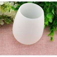 Quality hot selling fashion design BPA free silicone wine cup for drinking ,silicon drinking cup wholesale