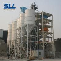 Quality Adhesive Cement Mix Dry Mortar Plant , Industrial Mortar Production Line wholesale