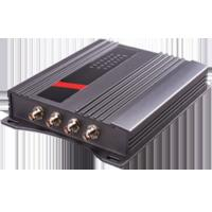 Quality 4 ports UHF RFID Fixed Reader 860-868mhz UHF RFID Card Reader for Storage Management wholesale