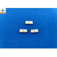 China 1A AC / DC 90 Degree Wafer Connector With Brass / Gold Flash Pins SMT male connector on sale