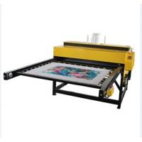 Quality Pneumatic Auto Heat Press Machine FZLC-D2 for printing cloth leather wholesale