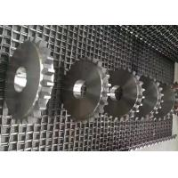 Buy cheap Professional Chain Mesh Conveyor Belt , Steel Mesh Belt 304/316 Stainless from wholesalers