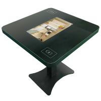 Quality Slim Interactive Touch Screen Coffee Table Capacitive 10 Points Touch Anti Theft wholesale
