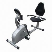 Quality Magnetic recumbent exercise bike, 5kg magnetic wheel wholesale