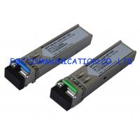 Quality 1.25G Gigabit Ethernet sfp optical transceiver module Bidi Singlemode Single Fiber wholesale