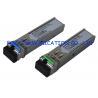 Buy cheap 1.25G Gigabit Ethernet sfp optical transceiver module Bidi Singlemode Single Fiber from wholesalers