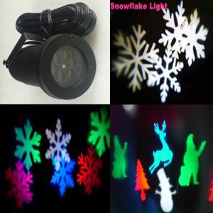 Quality led holiday lighting,outdoor led holiday time lighting,moving snow flake patterns lights , wedding decoration lighting wholesale