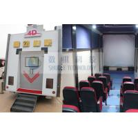 Quality Century Theatres Xd 9D Cinema Motion Trailer With Luxury Special Effect Motion Chair wholesale