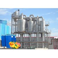 China Beverage Extracting Sus304 1500t/D Citrus Processing Line on sale