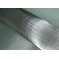 """Quality Fine Stainless Steel 304 316 Wire Cloth, 150Mesh Plain Weave 0.0026"""" Wire 48"""" Wide wholesale"""