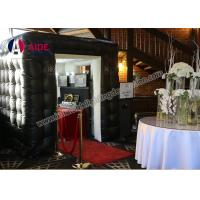 Trade Show Equipment Inflatable LED Photo Booth Rental For Advertising