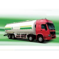 Quality Iron Powder Bulk Cement Truck / Dry Bulk Truck / Cement Delivery Truck wholesale