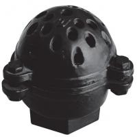 Quality Threaded End Ductile Iron 2 Inch Foot Valve For Pump PN12 Pressure wholesale