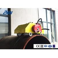 Quality Cold Pipe Cutting And Beveling Machine Adjustable Cutting Speed Travel Cutter wholesale