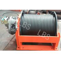 Quality Anchor Type Lebus Groove Drum Power Winch Machine ,mooring and boat ,One Year Warranty wholesale