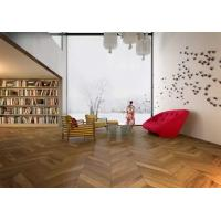 Cheap High-end quality Chevron Parquet Flooring for sale