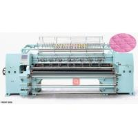 Quality AC380V 4.5kw Computerized Chain Stitch Quilting Machine Easy Loading Material wholesale