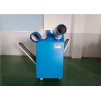 China Customized 5500W Spot Coolers Portable Air Conditioners With Two Flexible Hoses on sale