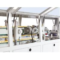 Buy cheap Rain Gutter PVC Sheet Extrusion MachineWith Vacuum Calibration Table / Cutter from wholesalers