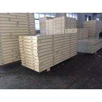 Quality 100mm Color Steel Cold Room Insulation Panels For Food Processing Room wholesale