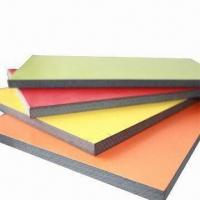 China Phenolic Compact Laminate Boards, Suitable for Kitchen and Toilet Doors on sale