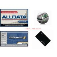 Quality Alldata Version 10.30 Mitchell V2010 Automotive Diagnostic Software For Laptop wholesale