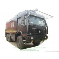 Quality HOWO All Wheels Drive  Off Road 6X6 Anti-riot Police Water Cannon Truck Customizing wholesale