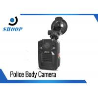 Quality GPS Wearable Body Worn Video Cameras Police Full HD 1296P Recording wholesale