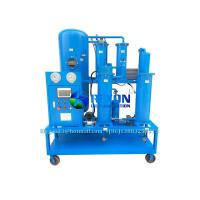 China Upgrade High Vacuum Lube Oil Purifier 3000 LPH for Used Lube Oil / Coolant Oil / Industrial Oil Recycling on sale