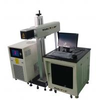 Quality 60W CO2 Laser Marking Machine for Wood and Plastic , CO2 Laser Engraver wholesale