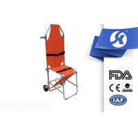 Quality Hospital Automatic Loading Medical Stretcher , Chair Stretcher For Patients wholesale
