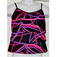 Buy cheap Geometric Printing Swimsuit Top For Young women from wholesalers