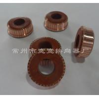 Quality 37 Segments Rare Earth Permanent Magnet Motor Commutator ISO Approved wholesale