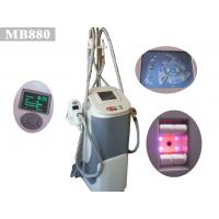 China Infrared Laser Body Contouring Ultrasonic Cavitation Slimming Machine For Leg Fat Loss on sale