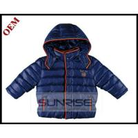 China Boys down coat children clothing on sale