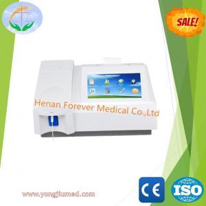 China Ce Approved Hospital Machine Semi-Automatic Biochemistry Analyzer on sale
