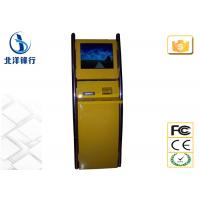 Quality 24 - Hour Available Kiosk Touch Screen Monitor For Hotel Lobbys And Receiptions wholesale