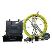 China Shenzhen Factory Color CCTV Drain Sewer Pipe Inspection Camera for Sale on sale