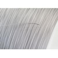 Buy cheap Class 1 Thermocouple Alloy Wires / 32AWG Bare Wire Bunch Wire For Sensors from wholesalers