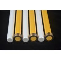 China Zirconia Ceramic Plunger High Precision 22.22 * 207MM White / Yellow on sale