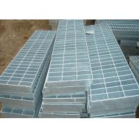 Quality Corrosion Resistant Galvanized Steel Grating Silver 32 X 5 Metal Walkway wholesale