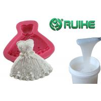 Quality High Duplication Times RTV 2 Liquid Silicone Rubber Raw Material For Making Mold wholesale