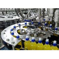Quality Automatic Soda Carbonated Water Filling Machine for Glass Bottles Easy Operation wholesale